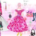 Dress Up Barbie in Cute Outfits